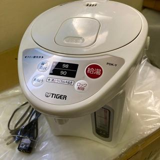 タイガー 電気ポット PDK-Y 使用頻度少ない良品