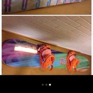 スノボー板