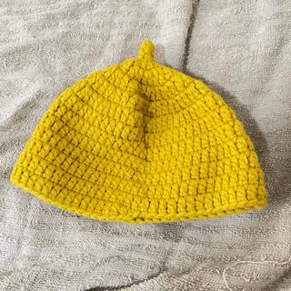 ベビー どんぐり帽子 ニット帽 48〜50cm