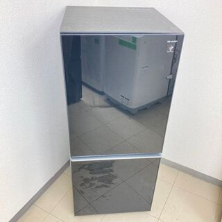【極上美品】【地域限定送料無料】冷蔵庫  SHARP 13…
