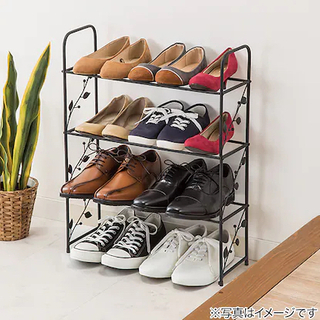 靴 収納ラック