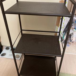 【0円】小さい棚を差し上げます