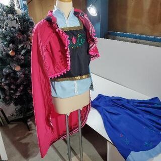 アナ雪 衣装 コスプレ