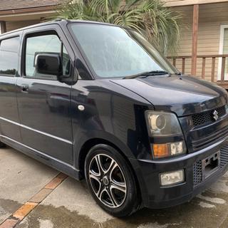コミコミ価格 ワゴンR RR ターボ HID 予備検査付 車検2...