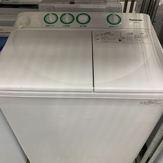◎パナソニック 4㎏2槽式洗濯機 NA-W40G2 2013年製...