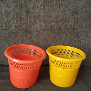レトロポップ ゴミ箱 収納用品