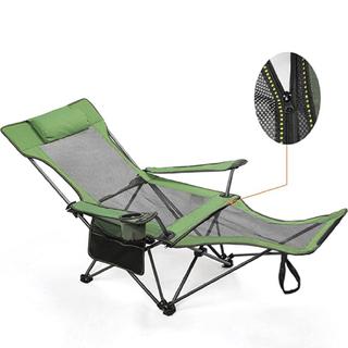 新品未使用!キャンプ リクライニング 椅子
