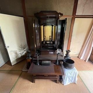 【ネット決済】創価学会仏壇 一式