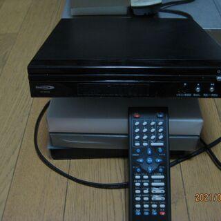 DVDプレーヤー Bearmax HT-201B