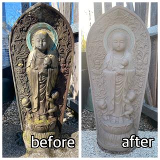 墓石(石材)洗浄・クリーニング・メンテナンス