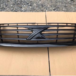 マークX 純正グリル ブラック塗装 業者塗り 程度良好 GRX120
