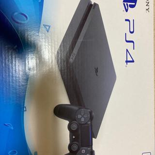 PS4 本体 CUH-2000A jet Black  別売りのコントローラー付きの画像