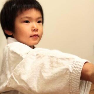 空手をやろう!好きな時間に来て練習できます。 − 神奈川県