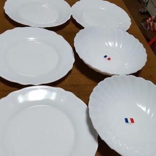 ヤマザキ パンまつり 皿 2種6枚