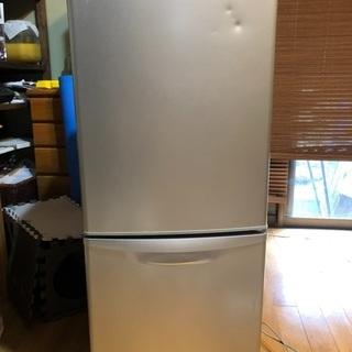 【ネット決済】冷蔵庫 ナショナル 135L