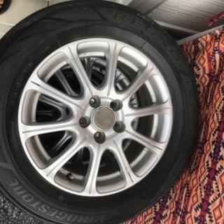 プリウス30  15インチタイヤ、ホイール - 車のパーツ