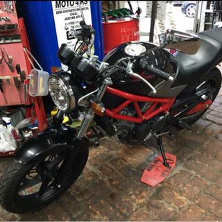 【ネット決済】HONDA vtr250 他バイクと交換ありです