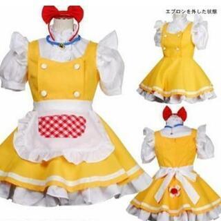 ドラミちゃんメイド服★5Lサイズ