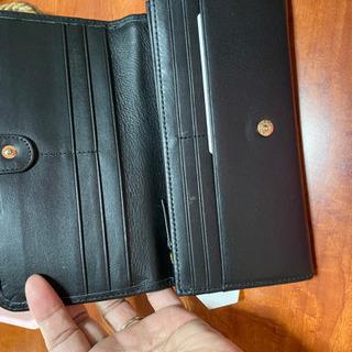 革製 長財布