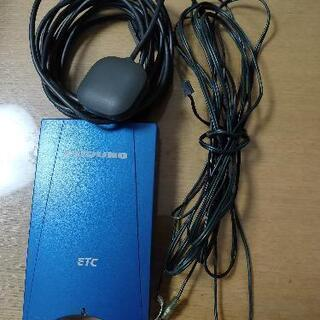 ETC 車載器 アンテナ分離型