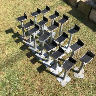 L型鋼製束17個