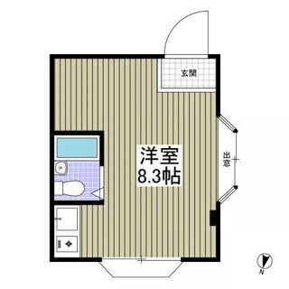 💖初期費用0円対応可能💖中央線「高円寺」駅徒歩12分🌟角部…