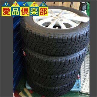 【愛品倶楽部柏店】アルミホイール付きスタッドレスタイヤ 4本セッ...