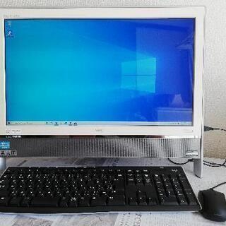 デスクトップPC NEC VN770/F