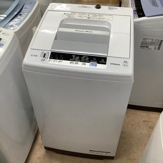 【ネット決済】安心の1年保証付!! 【日立 19年製】 全自動洗...
