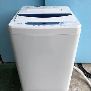 2017年製 ヤマダ電機 電気洗濯機 YWM-T50A1 …