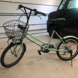 自転車 ミニベロ