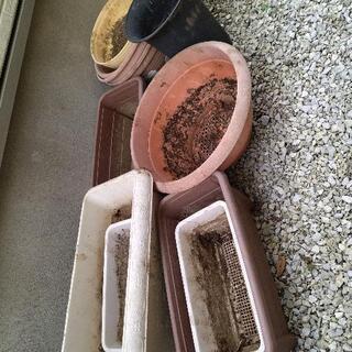 植木鉢プラスチック製