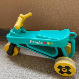 ピープル 三輪車