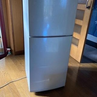 三菱の冷蔵庫 1160*460*530 稼働品