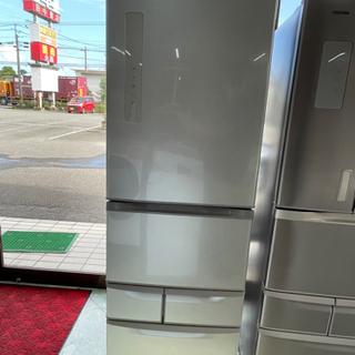 東芝  5ドア冷蔵庫 426L 自動製氷機能搭載 リサイクルショ...