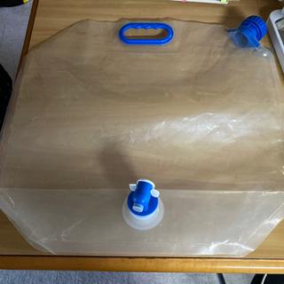 飲料水タンク10L コック付き