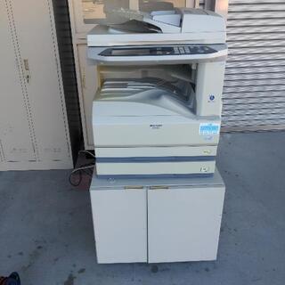 無料! 複合機 シャープ SHARP ファックス