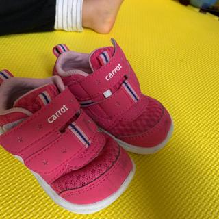 【ネット決済】女の子 靴 12.5EE