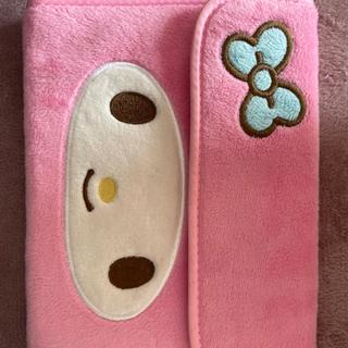 マイメロディ 母子手帳ケース マルチポーチ