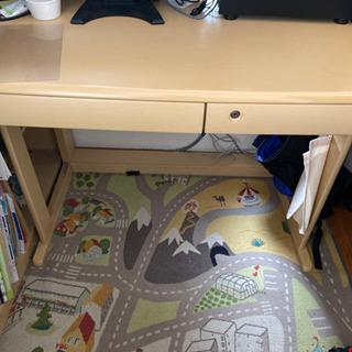 オカムラ学習机 差し上げます。