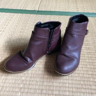 【状態良好】秋冬用ブーツ【10月20日まで!】