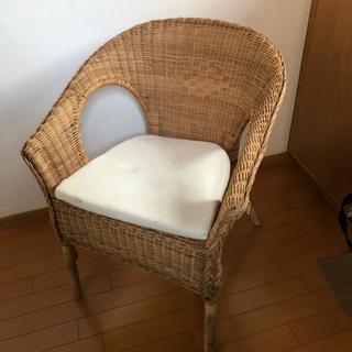 籐椅子 カジュアル