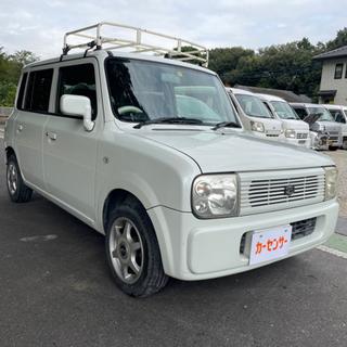 【ネット決済】総額9.8万円 スズキ アルトラパン X 車検付き...