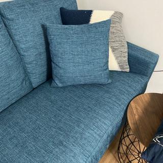 綺麗★ニトリL字型ソファ - 家具