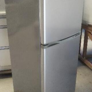 137リットル  冷凍冷蔵庫