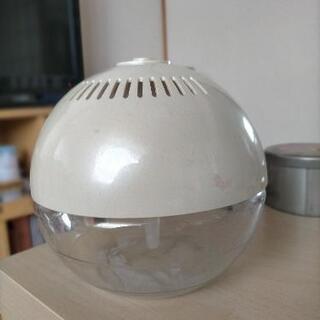 ボール型空気清浄機