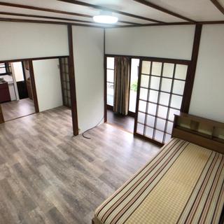神戸市4DK⭐️庭・畑付⭐️家具家電付⭐️フリーレント1ヶ月⭐️...