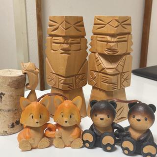 北海道 民芸品 セット