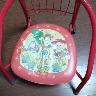 トイストーリー ベビーチェア パイプ 椅子