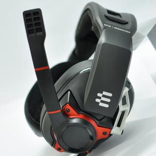 ゼンハイザー GSP600 密閉型ゲーミングヘッドセット